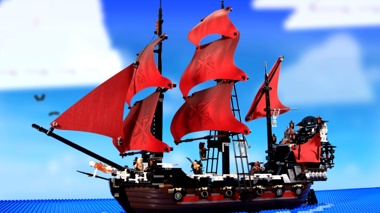 LEGO Red Brick Saga #1 – Pirates of the Caribbean