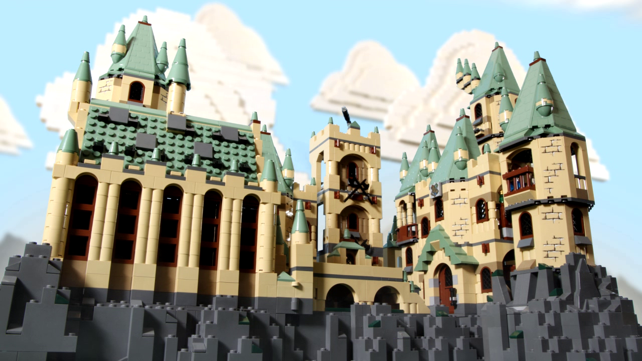 LEGO Red Brick Saga #2 – Harry Potter