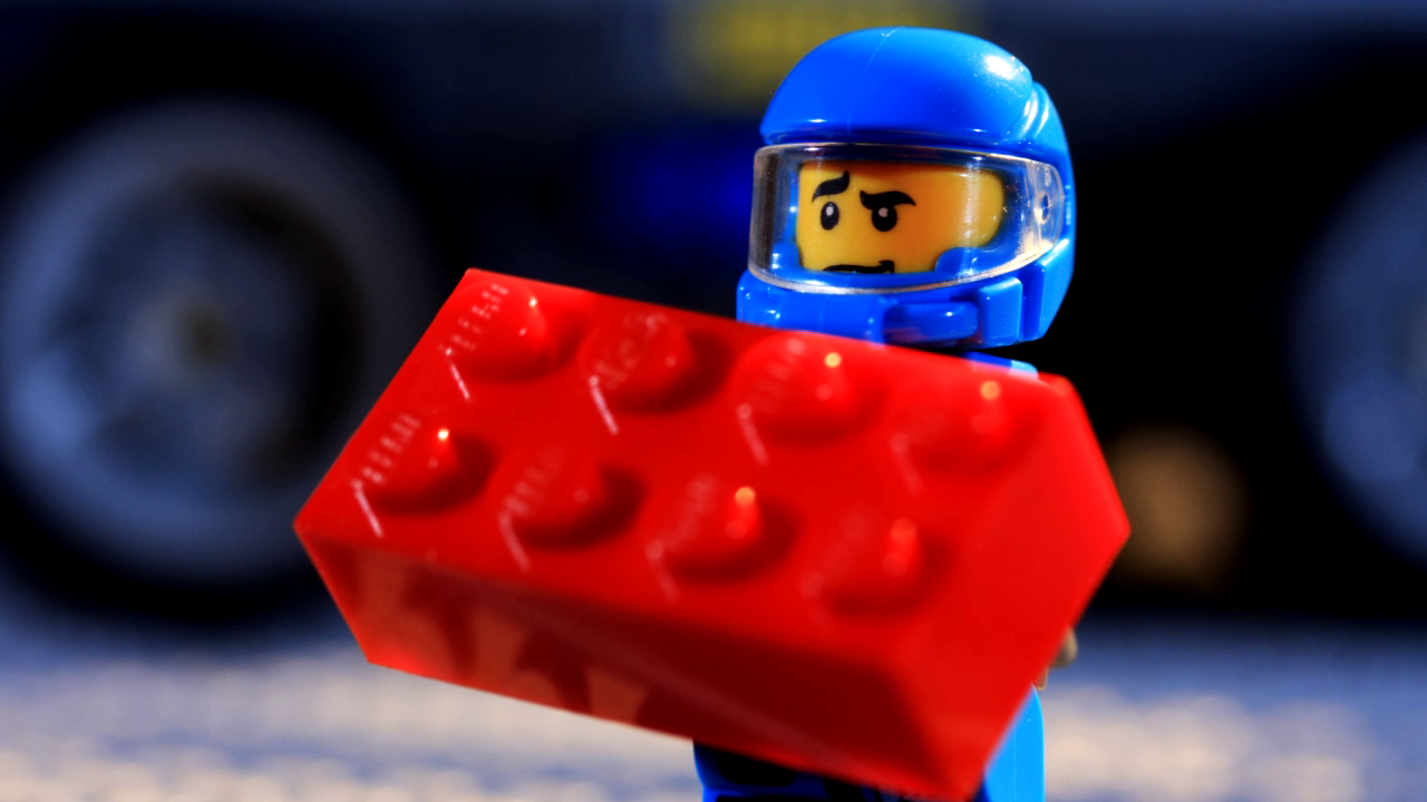 LEGO Red Brick Saga #3 – Alien Conquest
