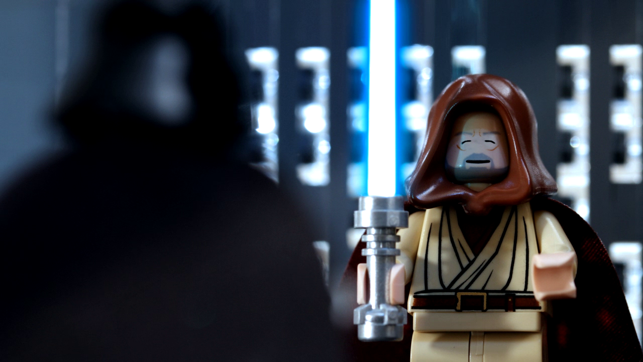 LEGO Red Brick Saga #4 – Star Wars