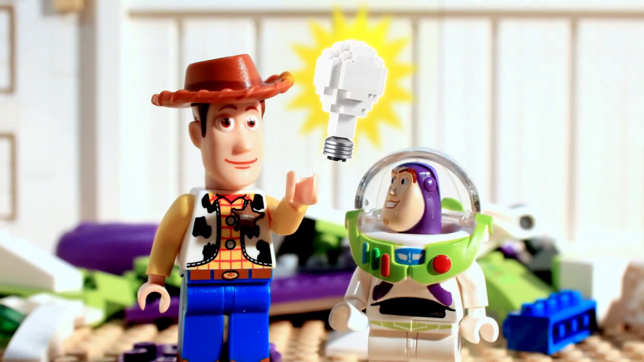 LEGO Toy Story – Episode 1: Blast-Off Buzz