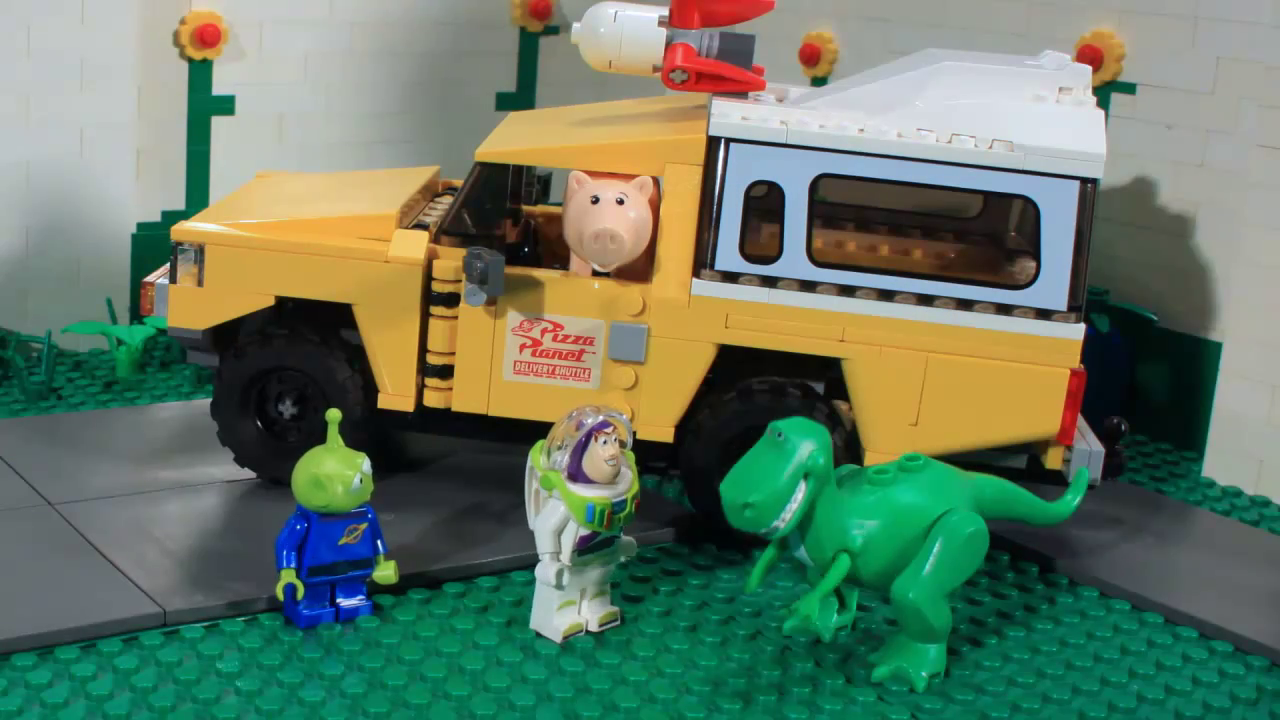 LEGO Toy Story – Episode 3: Bear On The Lam