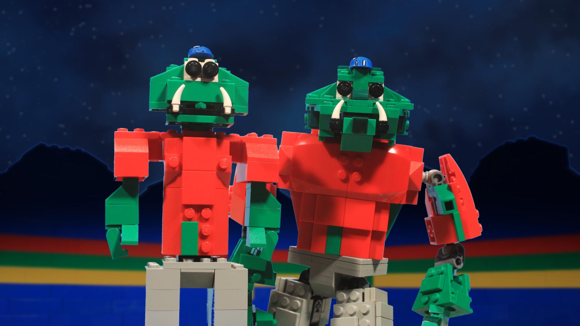 Zack, the LEGO Maniac